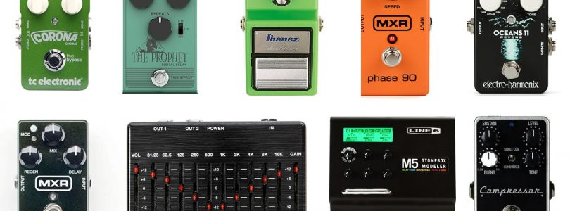 best guitar effects for beginners