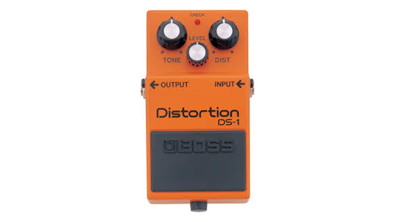 boss ds1 distortion