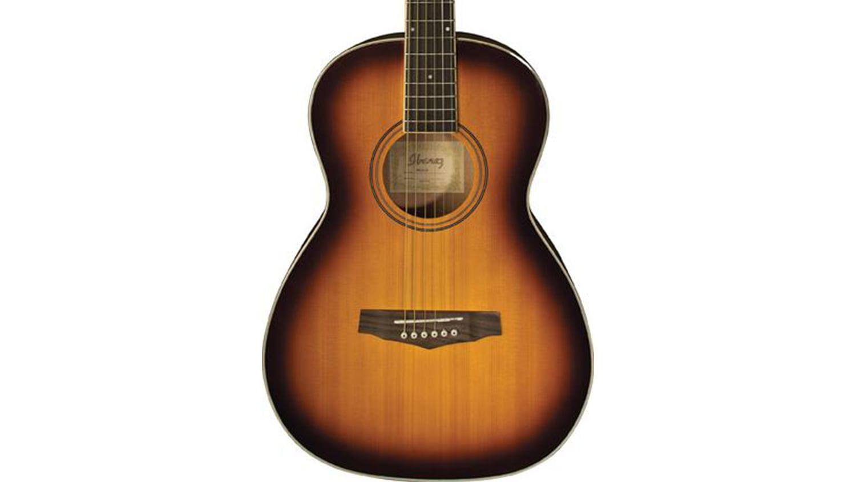 parlour guitar body