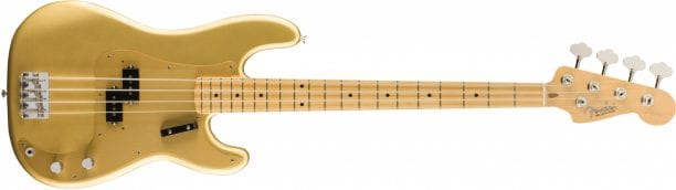 Aztec Gold 50s Precision Bass