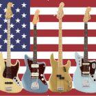 Fender American Original New Colors