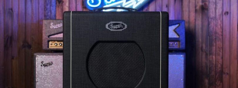 Supro Blues King 10 Guitar Amp