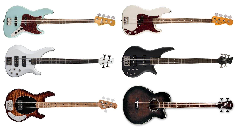 best beginner bass guitars