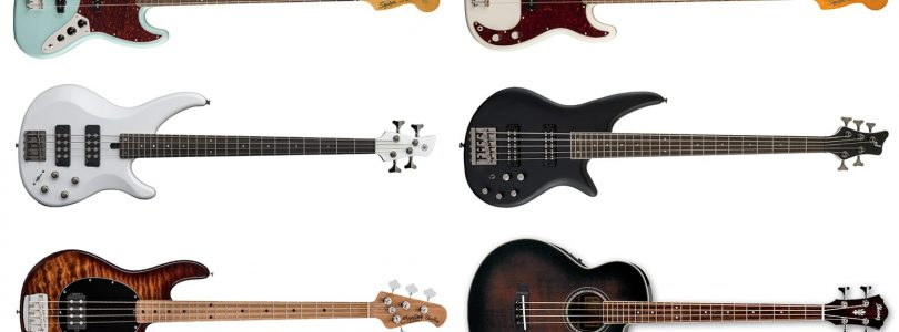 best beginner bass guitars