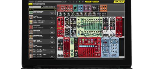 Cherry Audio's Voltage Modular Nucleus is free for stay-at-home musicians