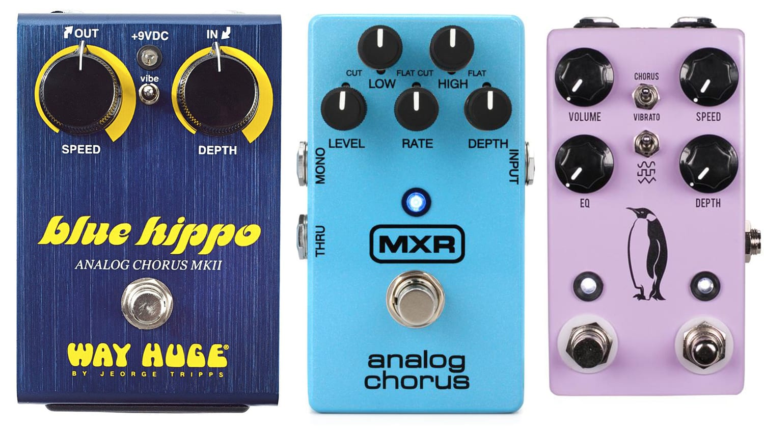 country chorus pedals