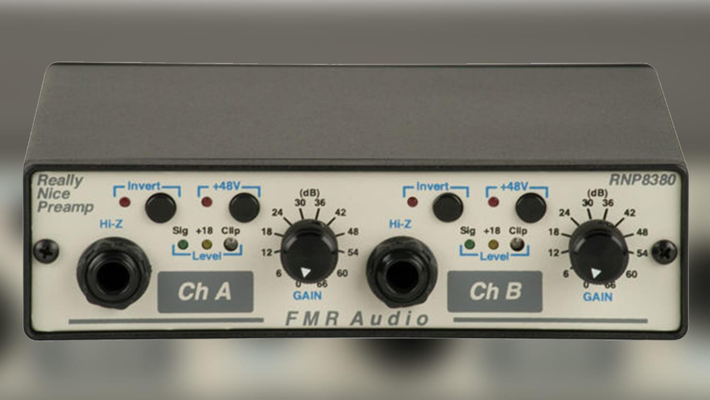 fmr audio rnp