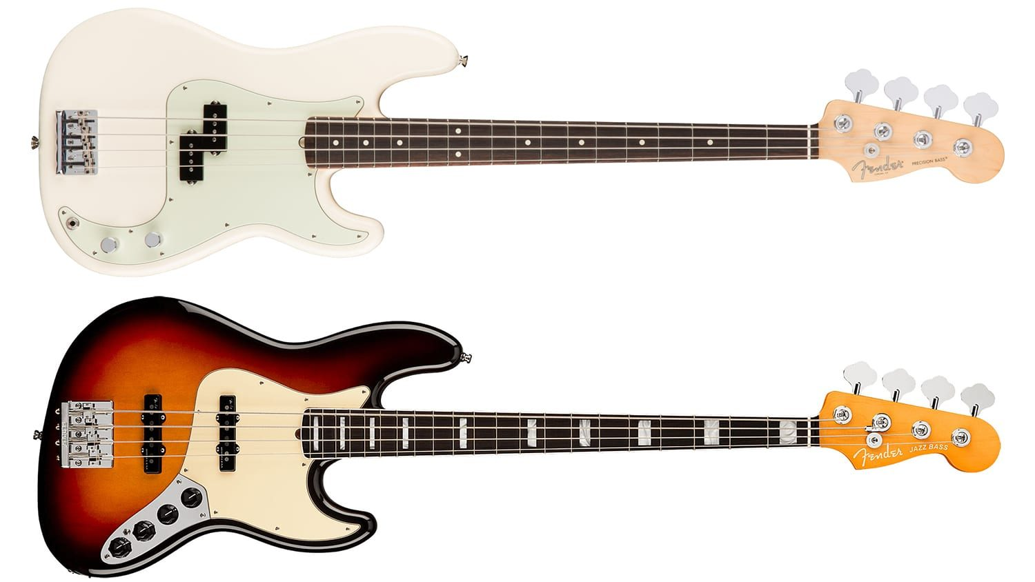 precision vs jazz bass