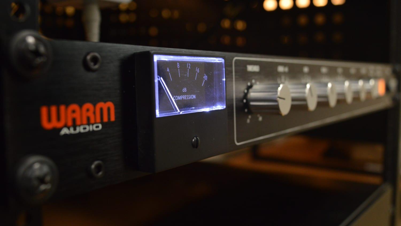 Warm Audio Bus-Comp Main