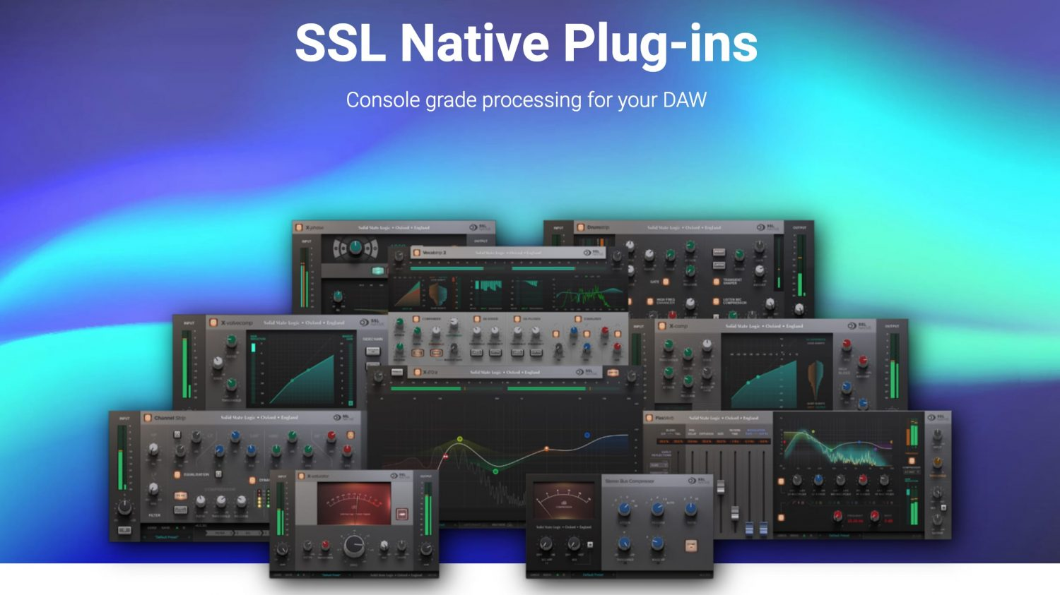 SSL Native Plugins