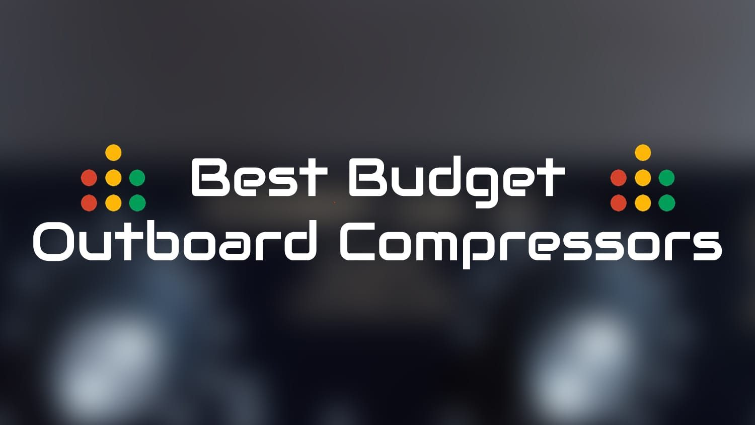 best budget hardware compressors