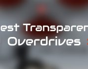 best transparent overdrives
