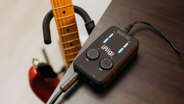 IK Multimedia iRig Pro Duo I/O Review