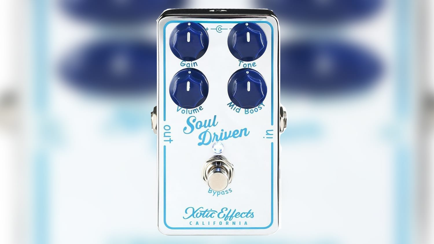 xotic effects soul driven