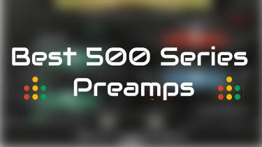 best 500 series preamps