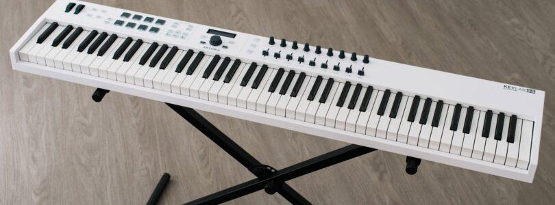 Arturia Keylab Essential 88 MIDI controller review