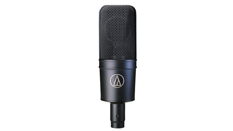 audio technica 4033a large diaphragm condenser microphone