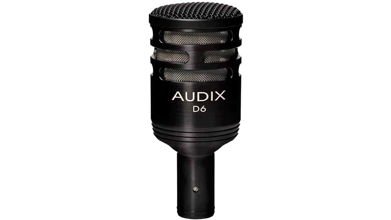 audix d6 dynamic microphone