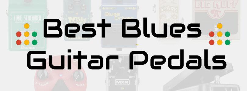 best blues guitar pedals