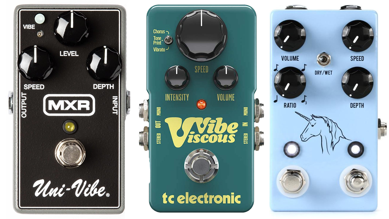best blues vibe guitar pedals