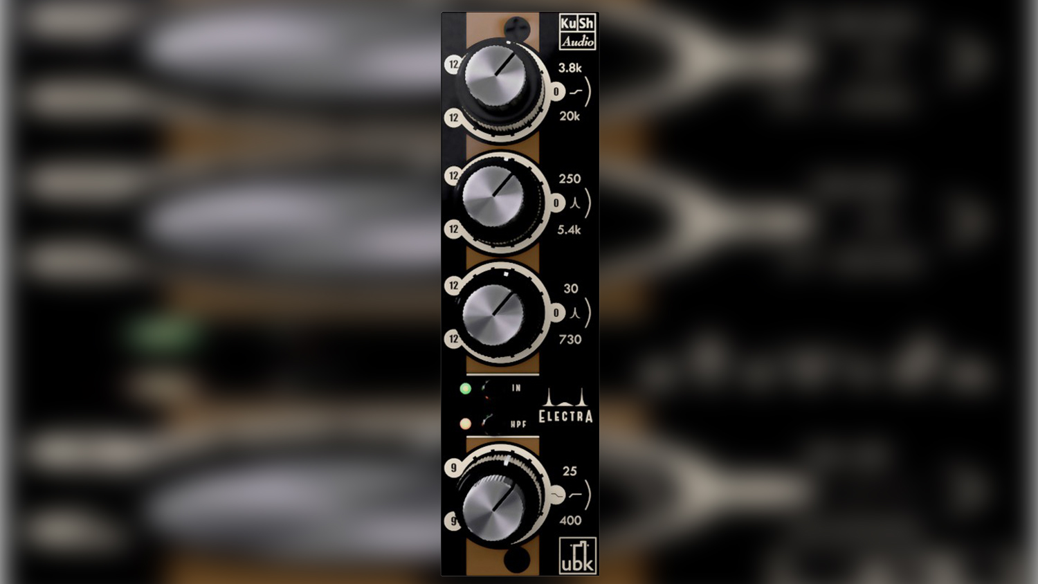 kush audio electra 500 series equalizer