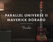 Fender Parallel Universe Volume II Maverick Dorado