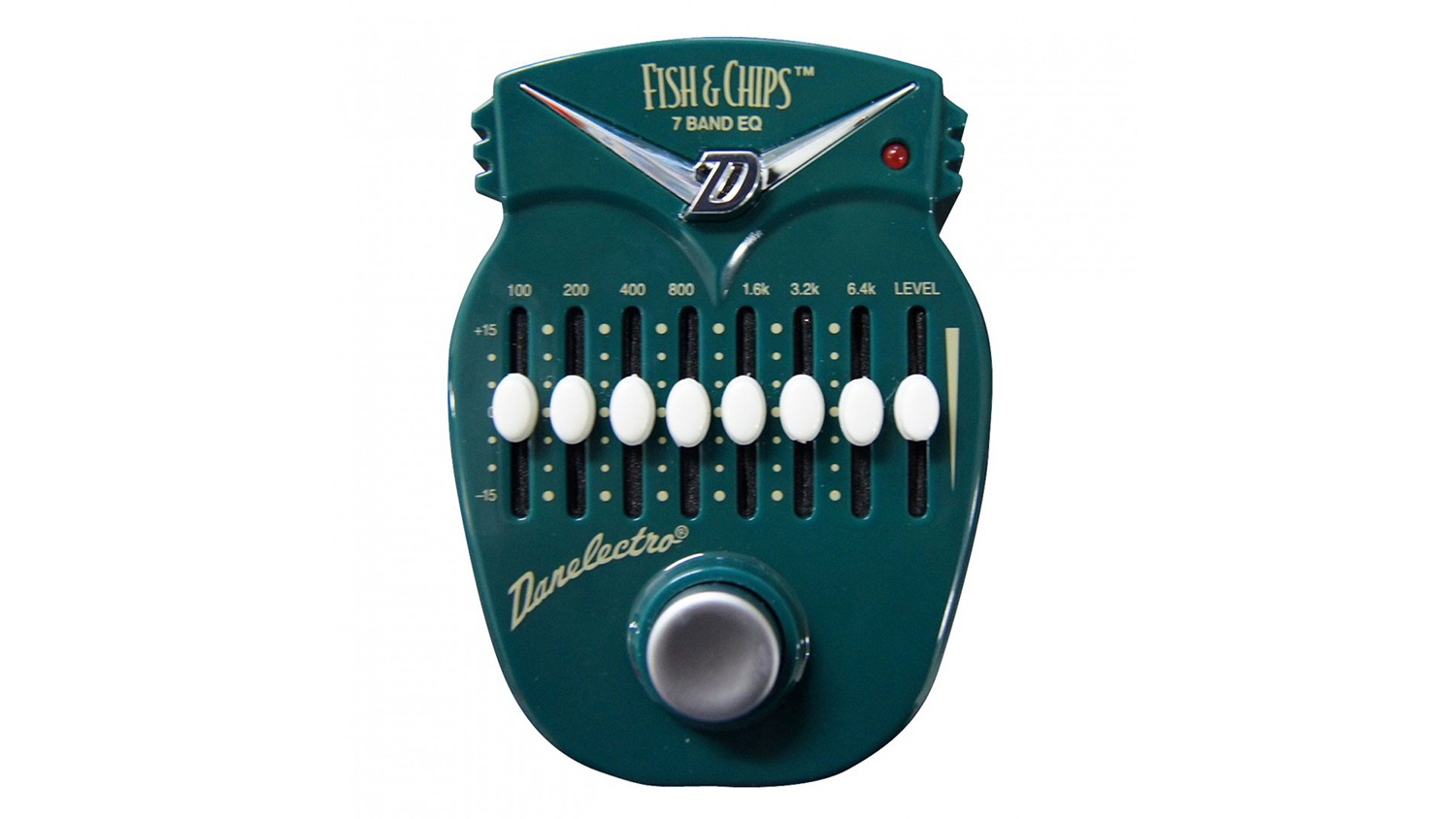 danelectro fish and chips EQ pedal