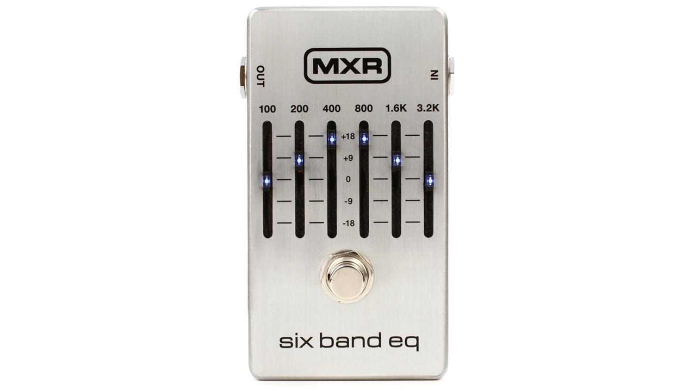 mxr 6 band eq pedal