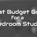 Best Budget Gear for a Bedroom Studio