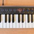 IK Multimedia iRig Keys 2 Mini Top