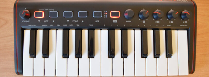 IK Multimedia iRig Keys 2 Mini Top