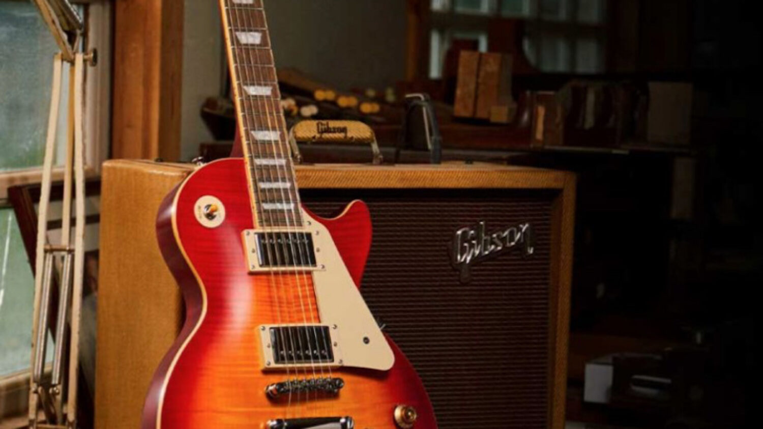 Epiphone x Gibson '59 Les Paul Collab