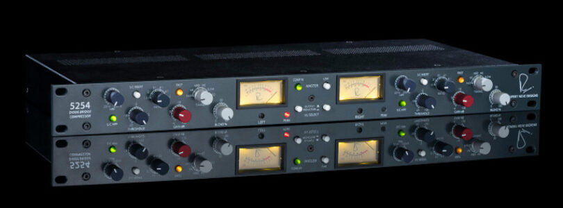 Rupert Neve Designs 5254 Dual Diode Bridge Compressor