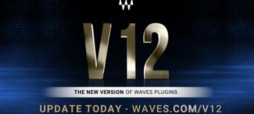 Waves Audio V12 Update