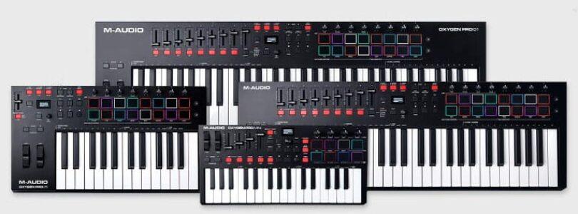 M-Audio Oxygen Pro Series