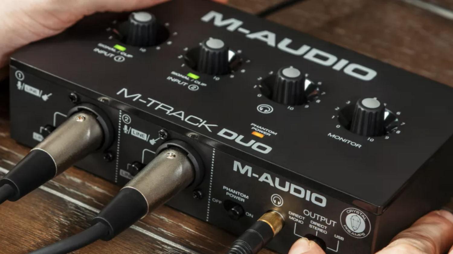 M-Audio M-Track Audio Interfaces