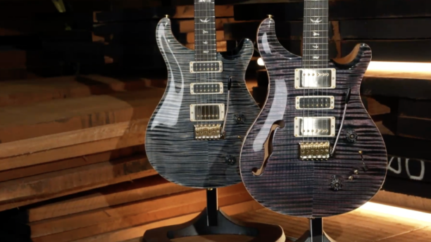 PRS Studio and Special Semi-Hollow