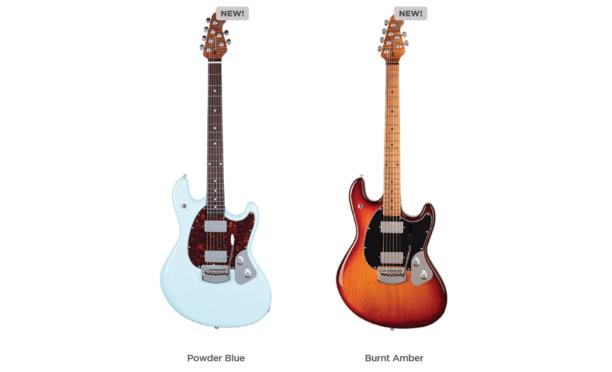 Stingray Guitars