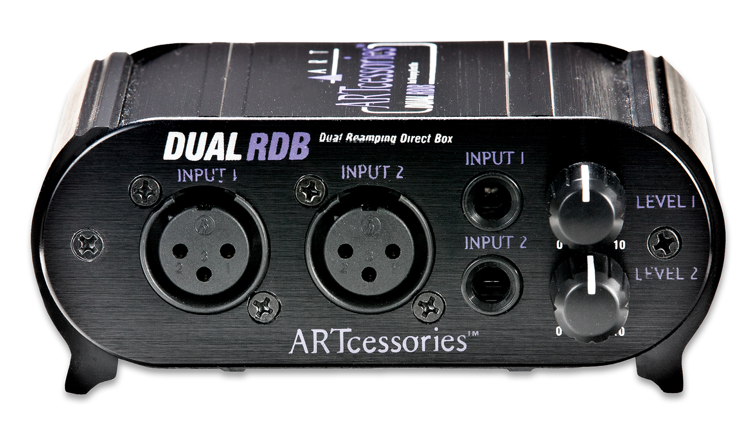 art dual rdb two-channel reamp box