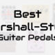 best marshall style guitar pedals