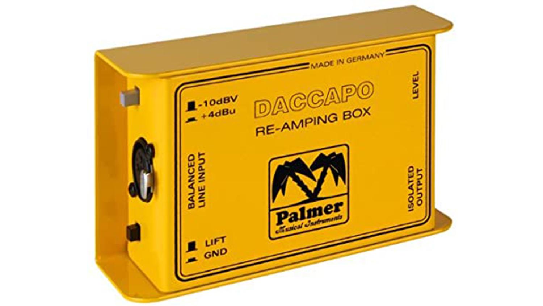 palmer signal direct reamp box