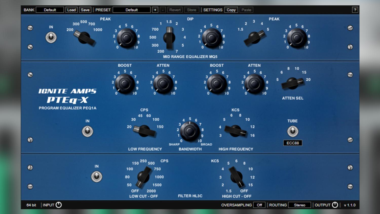 ignite amps pt-eqx plugin