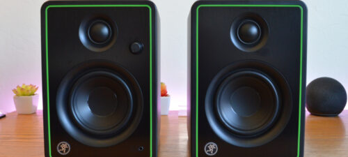 Mackie CR4-X compact studio monitors review