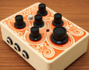 Orange Acoustic Pedal