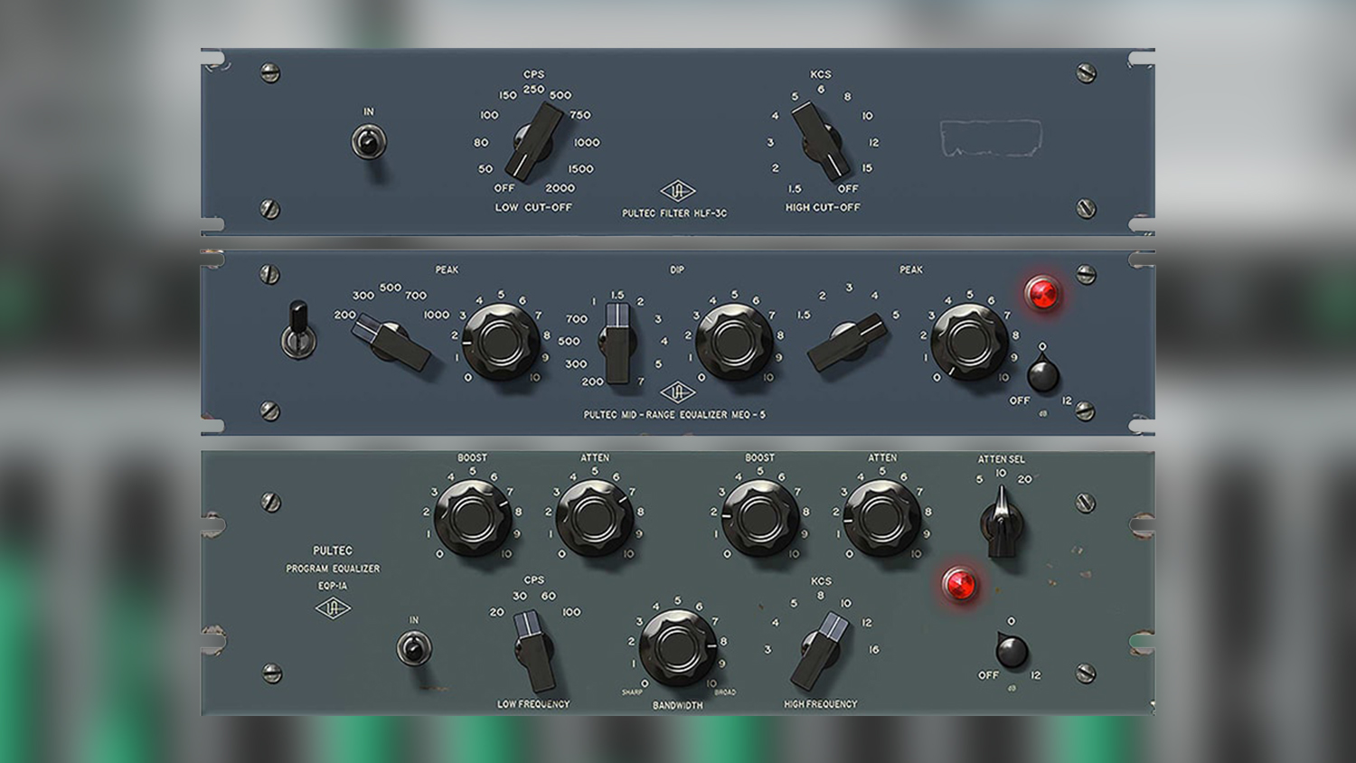 uad pultec collection