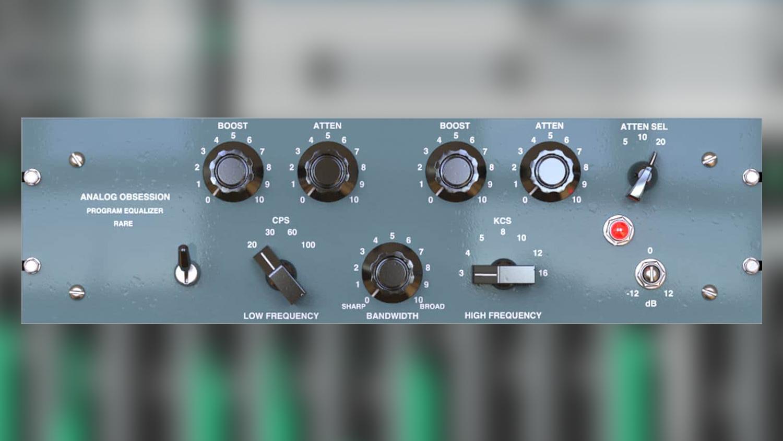 analog obsession rare plugin'