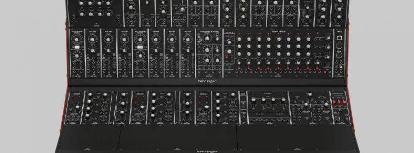 Behringer System 55 Modules