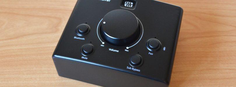 PreSonus MicroStation BT Bluetooth monitor controller review