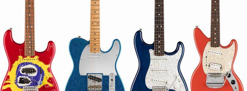 Fender Signature Models 2021