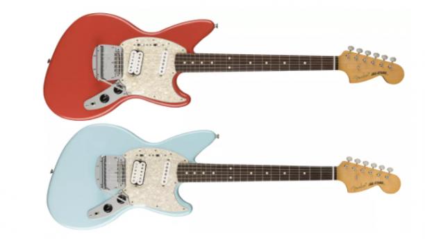 Fender Kurt Cobain Signature Jag-Stag